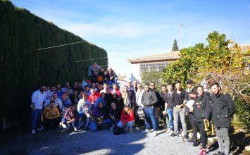 Las cofradías llenaron de solidaridad Granada