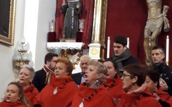 Villancicos con el Coro de María Auxiliadora