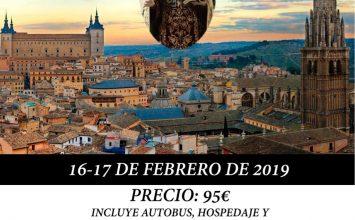 El Nazareno organiza un viaje a Toledo