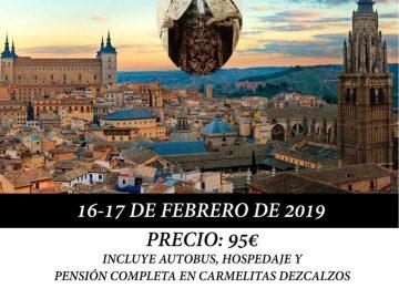 Viaje a Toledo del Nazareno