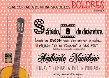 'Zambomba navideña' de Los Dolores
