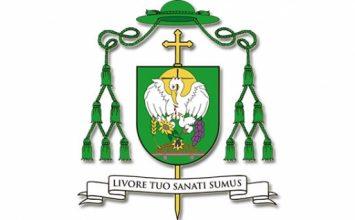 GUADIX. El escudo del nuevo obispo