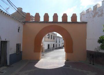 CASTILLO DE TAJARJA. Procesión patronal