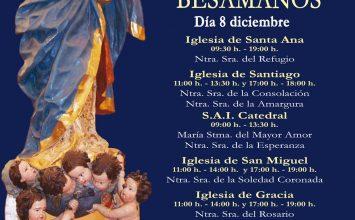 GUADIX. Día grande de la Inmaculada