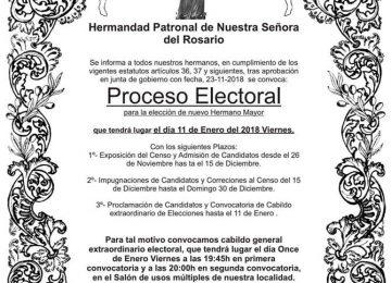 LANJARÓN. Elecciones en la hermandad patronal