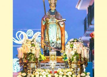 PELIGROS. Hoy, procesión de San Ildefonso