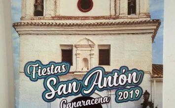 CAPARACENA. Procesión de San Antón