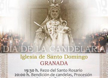 Fiesta de La Candelaria en Santo Domingo