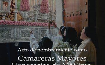 Las monjas de Santa Catalina, camareras de honor de las Maravillas