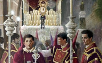 Cartel Semana Santa de Cádiz