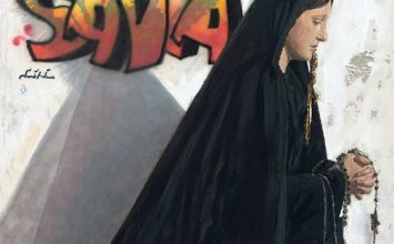 Cartel de la Semana Santa de Málaga
