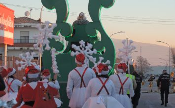 Vinieron los Reyes Magos
