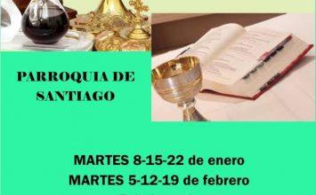 GUADIX. Curso litúrgico en el Nazareno