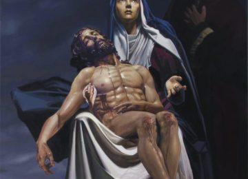 Cartel de la Semana Santa de Sevilla