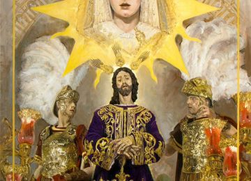 Cartel de la Semana Santa de Córdoba