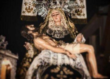 LOJA. El Despojado el Viernes de Dolores