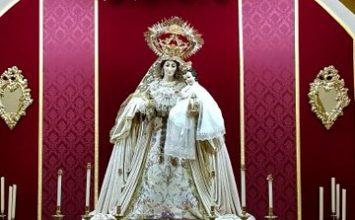 Mejoras en la capilla de la Virgen de la Granada
