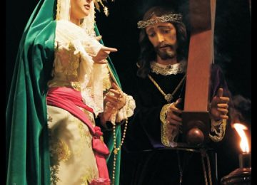SALOBREÑA. Cartel de Semana Santa