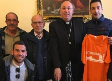 GUADIX. El nuevo obispo ya conoce al Cascamorras