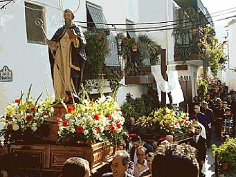 TORVIZCÓN. Fiesta de San Antón
