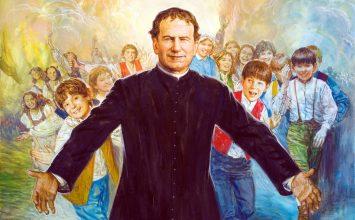Hoy, festividad de San Juan Bosco