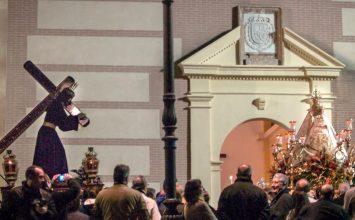 MOTRIL. El Nazareno, la Patrona y la fiesta de 'los Terremotos'