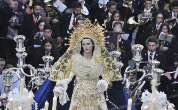 BAZA. Se pide la coronación de la Soledad