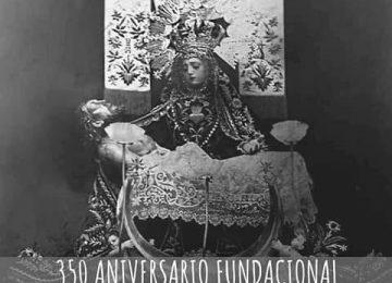 LOJA. Actos en el aniversario de la hermandad Servita
