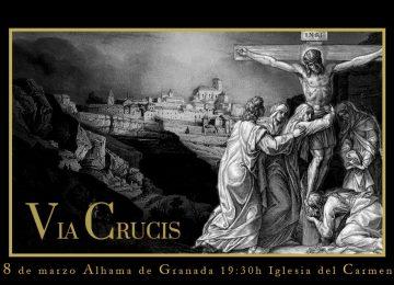 ALHAMA. Vía-crucis comarcal
