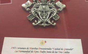 Distinción para la banda de Armilla