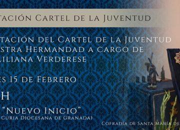 Presentación del cartel de La Alhambra