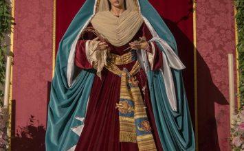 La Paz vestida de hebrea