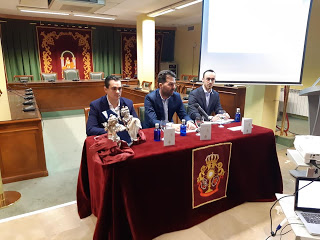 MARACENA. Presentado el bicentenario de la Patrona