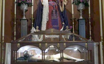 LOJA. Ntra. Señora de la Soledad de hebrea