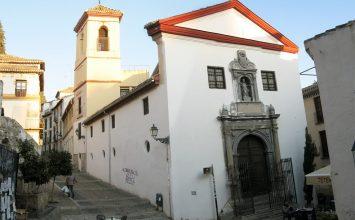 Intento de robo en un convento albaicinero