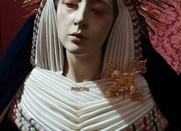 BAZA. María Stma. del Rocío de hebrea