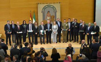 La Federación de Cofradías recibió su bandera