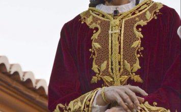 GUADIX. Hoy, traslado de Jesús de Pasión