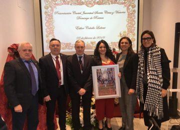 La Santa Cena presentó su cartel