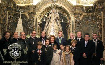 Festejada la Candelaria