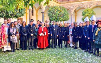 Granada celebró a su Patrón