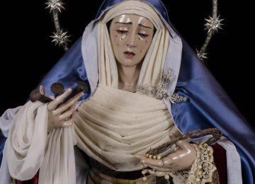 La Virgen de los Remedios de hebrea