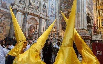ESTRENOS. Novedades en la cofradía de 'Las Chías'