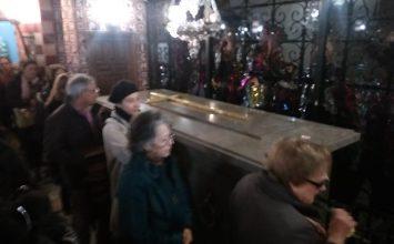 Más visitas a Fray Leopoldo que nunca