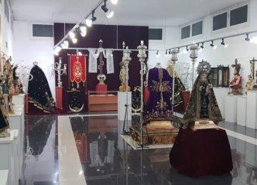 MARACENA. Aún puede visitarse la exposición de la Patrona