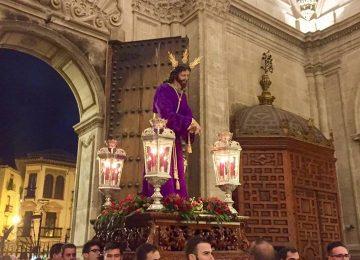 GUADIX. Celebrado el vía crucis oficial