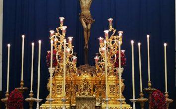 Expiración preside el viacrucis en Catedral