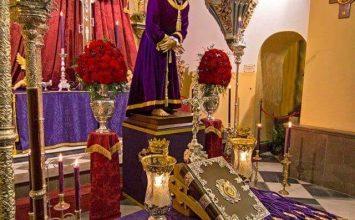 ALMUÑÉCAR. Cultos a Jesús Nazareno