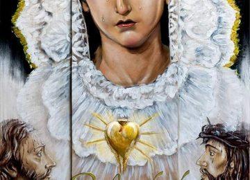 HUÉSCAR. Cartel de la Soledad