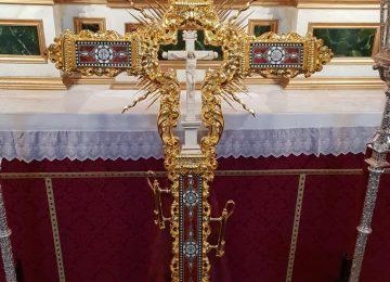 ESTRENOS. Nueva cruz de guía de la Aurora